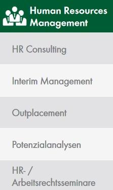 Der Weg ins HR Consulting
